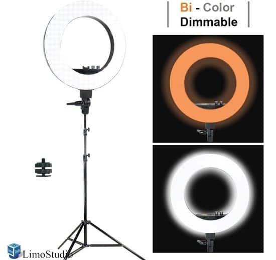 LimoStudio Ring Light