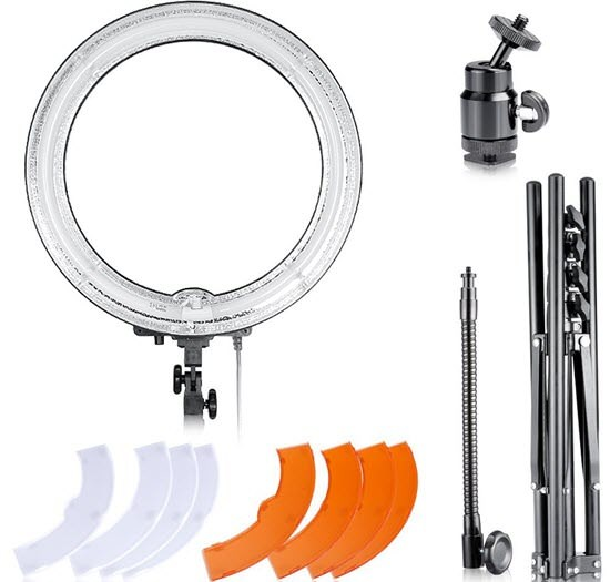 Neewer Dimmable Ring Light