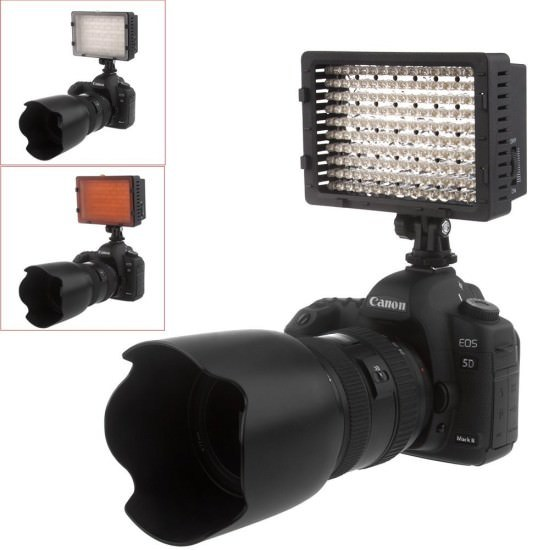 On-Camera Video Lights