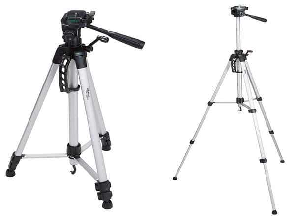 AmazonBasics Camera Tripods for DSLR