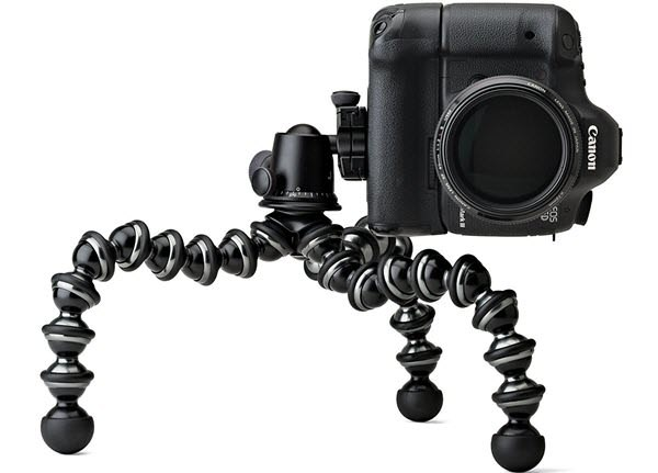 JOBY GorillaPod Camera Tripods for DSLR