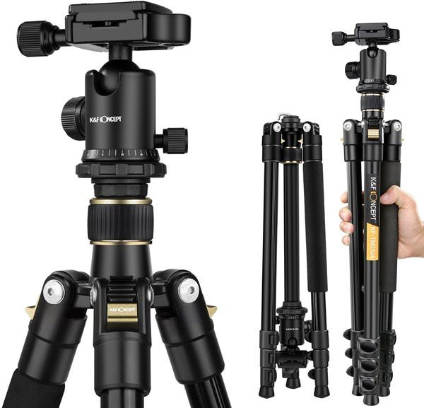 K&F Concept Camera Tripods for DSLR