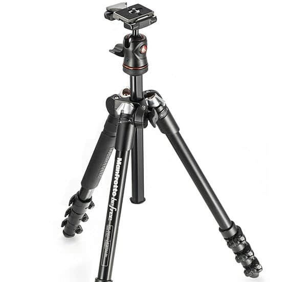 Manfrotto Camera Tripods for DSLR