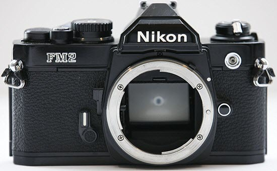 Nikon FM 2 35mm Film Camera