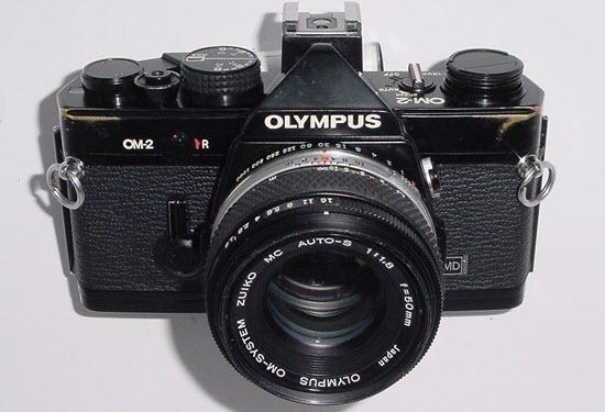 Olympus OM-2 35mm Film Camera
