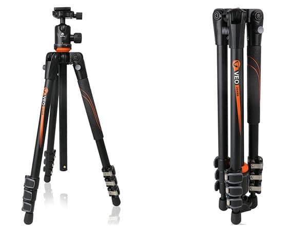 Vanguard VEO Camera Tripods for DSLR