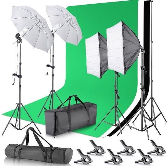 Neewer Photography Studio Lighting Kit