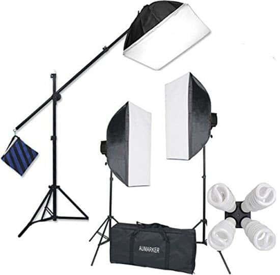 StudioFX Photography Studio Lighting Kit