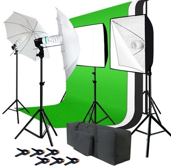 Julius Studio Photo Studio Kit