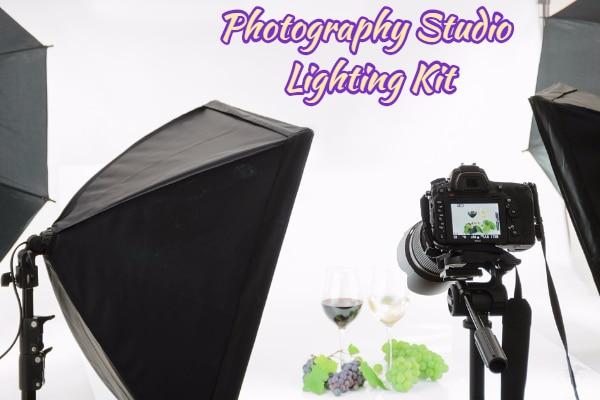 Best Photography Studio Lighting Kit for Beginners & Advance