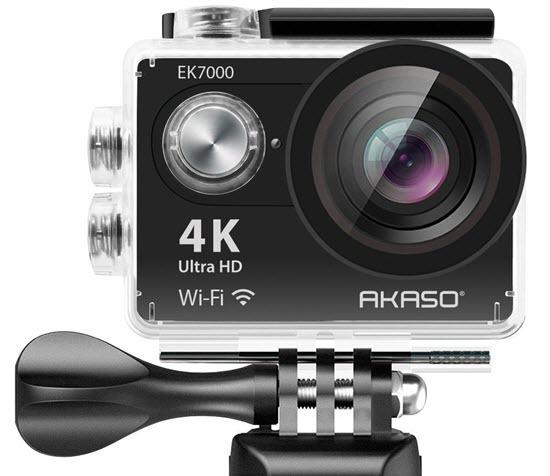 AKASO Action Camera Best Vlogging Camera