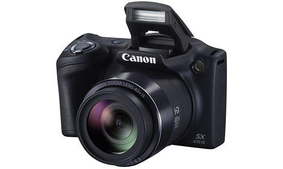 Canon SX410 Best Vlogging Cameras