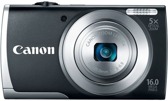 Canon PowerShot A2500 Best Vlogging Camera Under $100