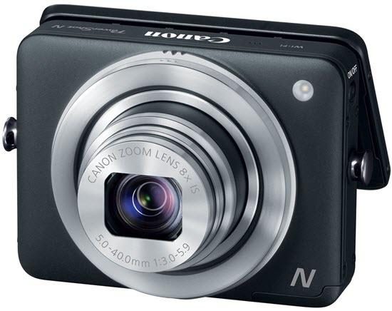Canon PowerShot N Best Vlogging Cameras