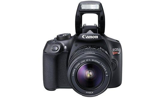 Canon Rebel T6 Best Vlogging Cameras