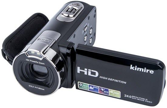 Kimire Camcorder Best Vlogging Cameras