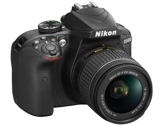 Nikon D3400 Best Vlogging Cameras