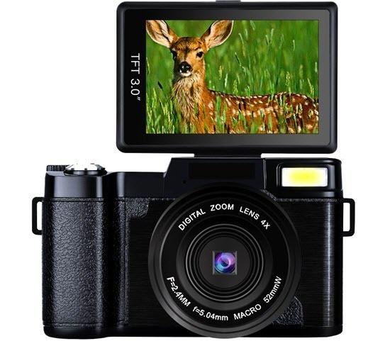 Yisence Camcorder Best Vlogging Cameras